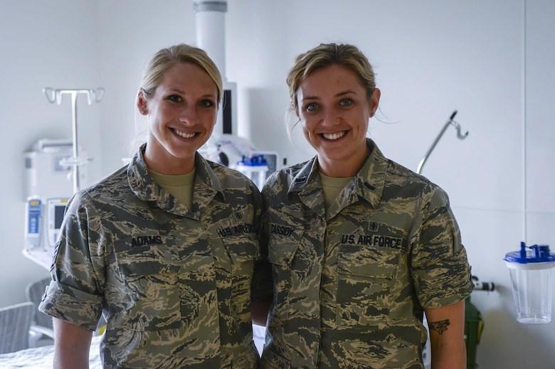 Nellis celebrates nurse medical tech week  Air Force Medical Service  News