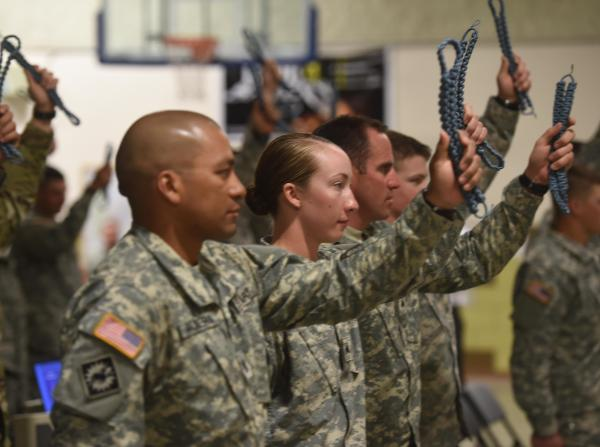 U.S. Army Infantry Soldiers Female