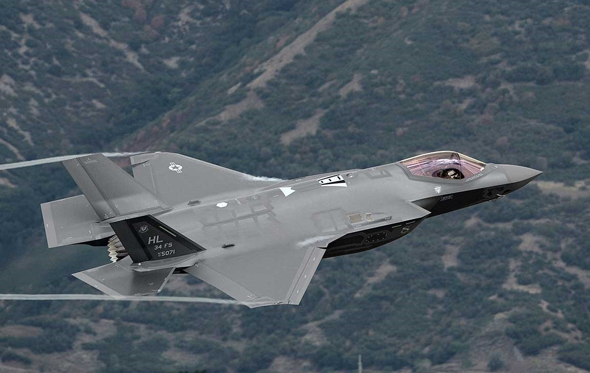 Hill, Robins AFB to provide F-35 software sustainment > U.S. Air ...