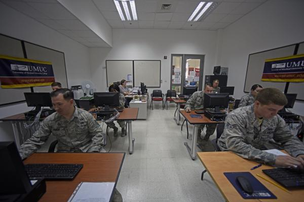 Air Force CLEP Test Pass Rates