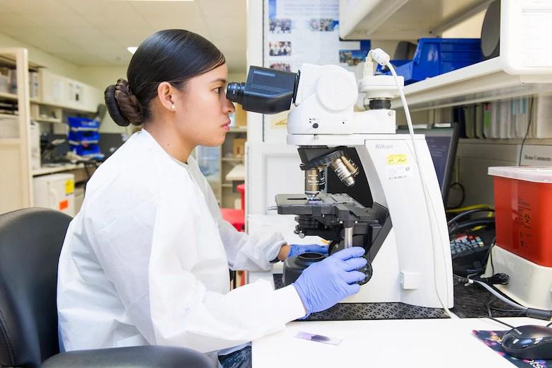 Lab tech draws CPI to reduce steps improve processes