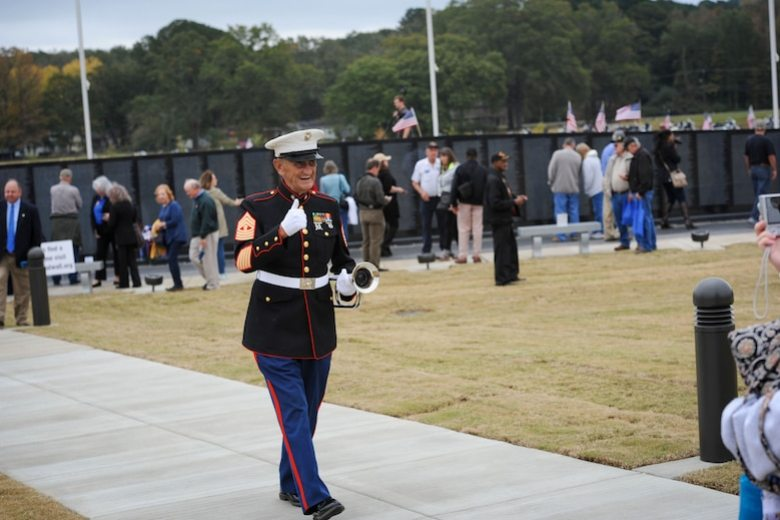 Vietnam Veterans Memorial Replica