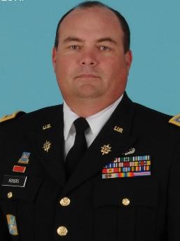 COL James A Rogers MIRC Deputy Commander  US Army