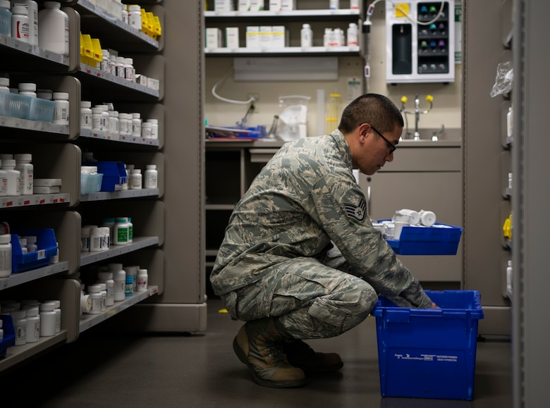 Pharmacy volunteer force  Dover Air Force Base  News