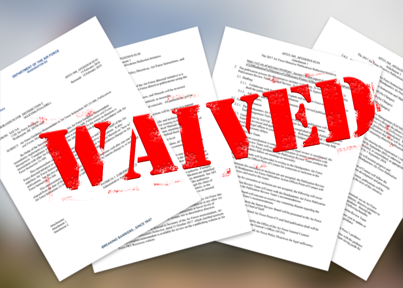 How To Write A Waiver During The Summer Of Waivers