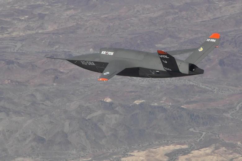AFRL XQ-58A UAV completes second successful flight