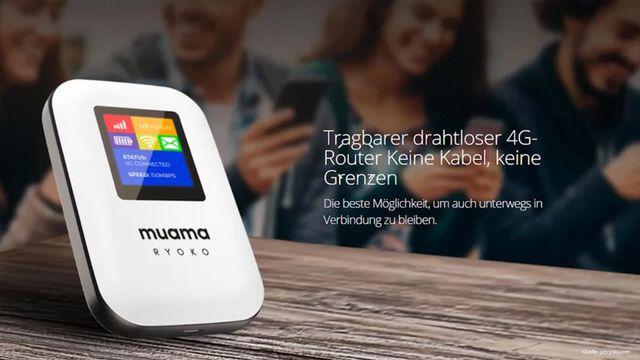 Muama Ryoko Thumb - WLAN-Router nachts ausschalten: Das sind die Vor- und Nachteile