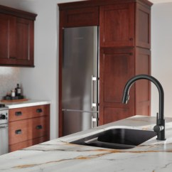 Black Kitchen Faucet Light Fixtures Lowes Single Handle Pull Down 9159 Bl Dst Delta Your Browser Does Not Support The Video Tag