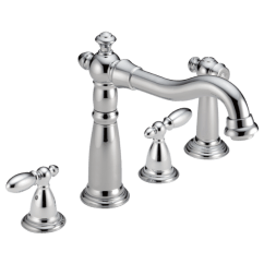 Kitchen Faucet Repair Inexpensive Backsplashes For Kitchens Two Handle Widespread With Spray 2256 Dst Delta Download Image