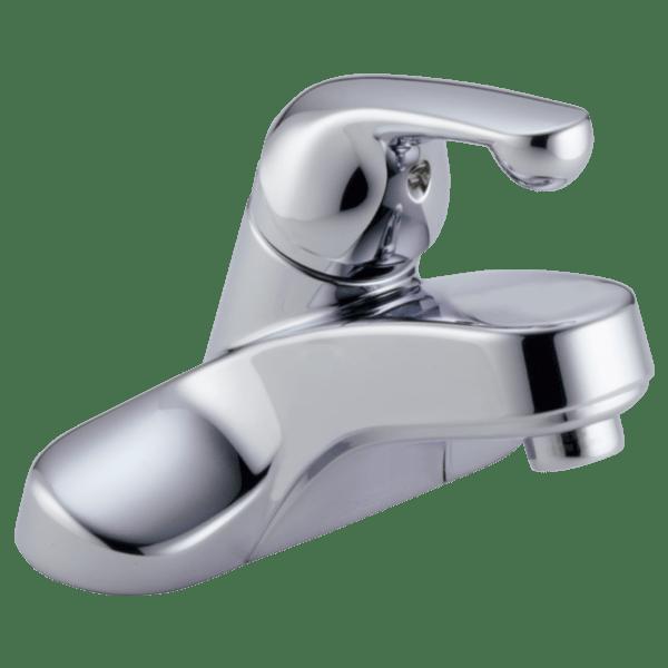 Single Handle Centerset Lavatory Faucet 501WF  Delta Faucet
