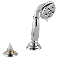 Hand Shower w/ Transfer Valve - Roman Tub RP72767LHP ...