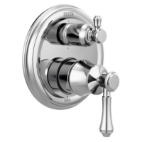 Integrated Shower Diverter Valves with MultiChoice