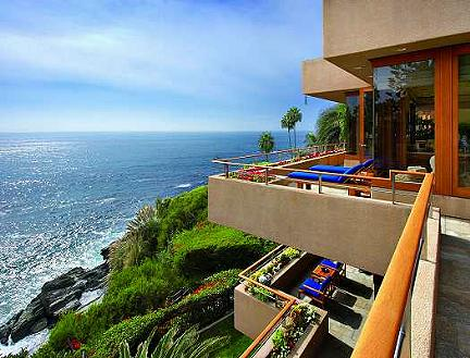 Rockledge by the sea panorami di lusso a Laguna Beach