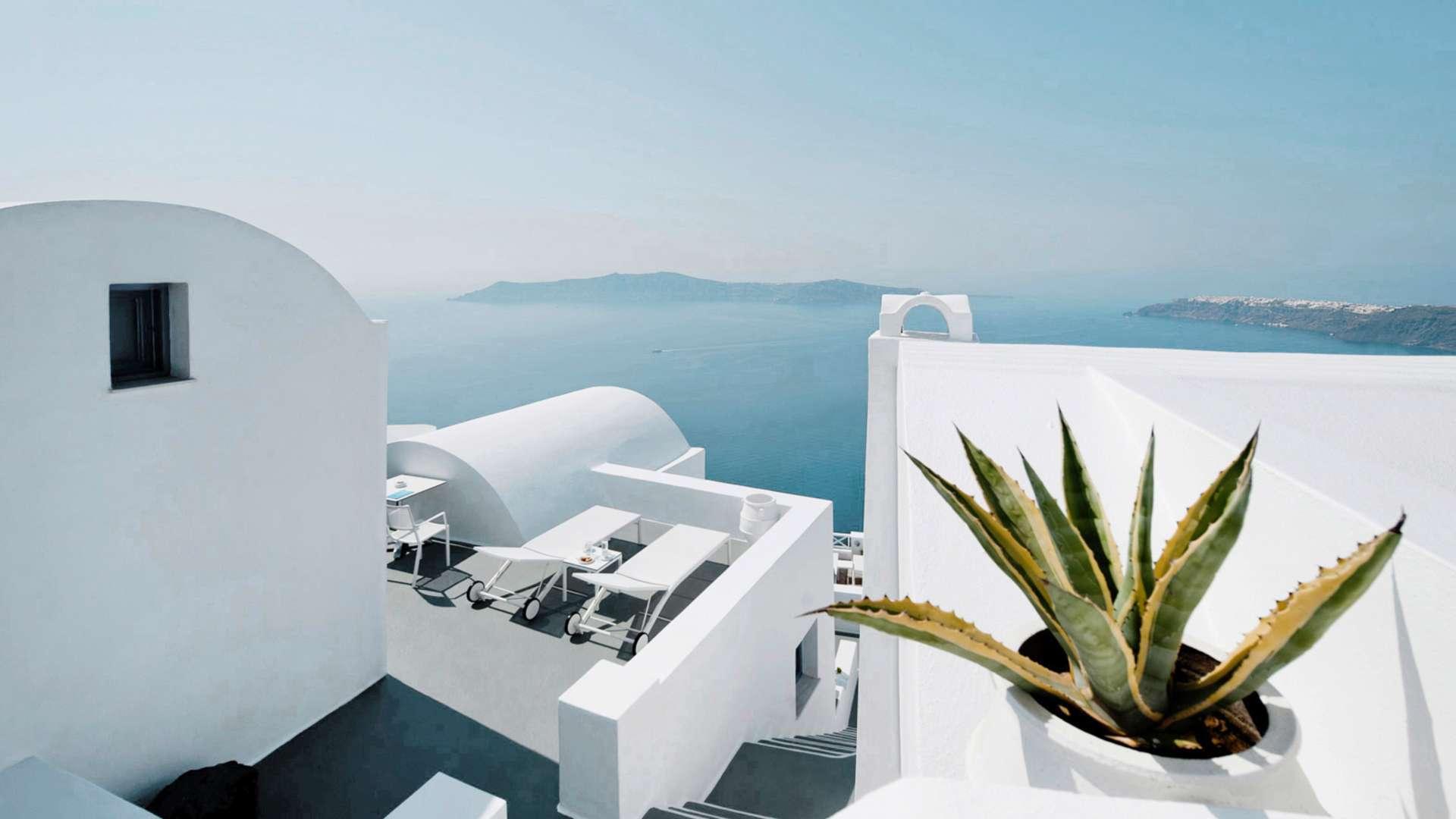 Regina Mare Hotel A Kuoni Hotel In Santorini