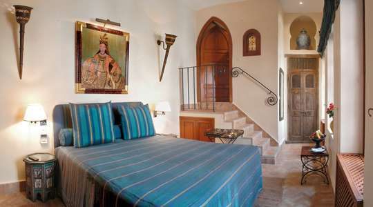 Room Details For La Maison Arabe A Hotel Featured By Kuoni