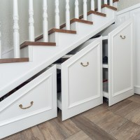 Under Stairs Storage Design Ideas for Small Spaces ...