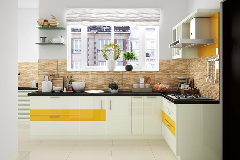 L Shape Indian Kitchen Designs Photo Gallery - Miami vice ...