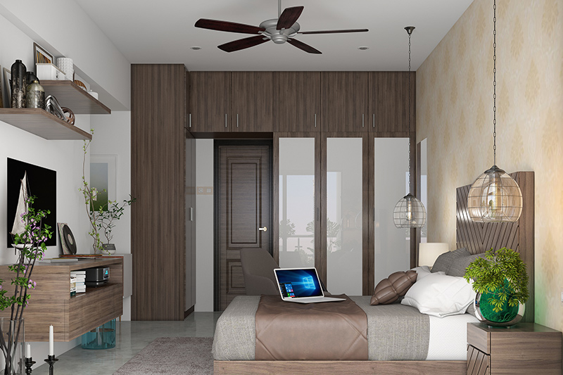 Modern Cupboard Design For Small Bedroom Design Cafe