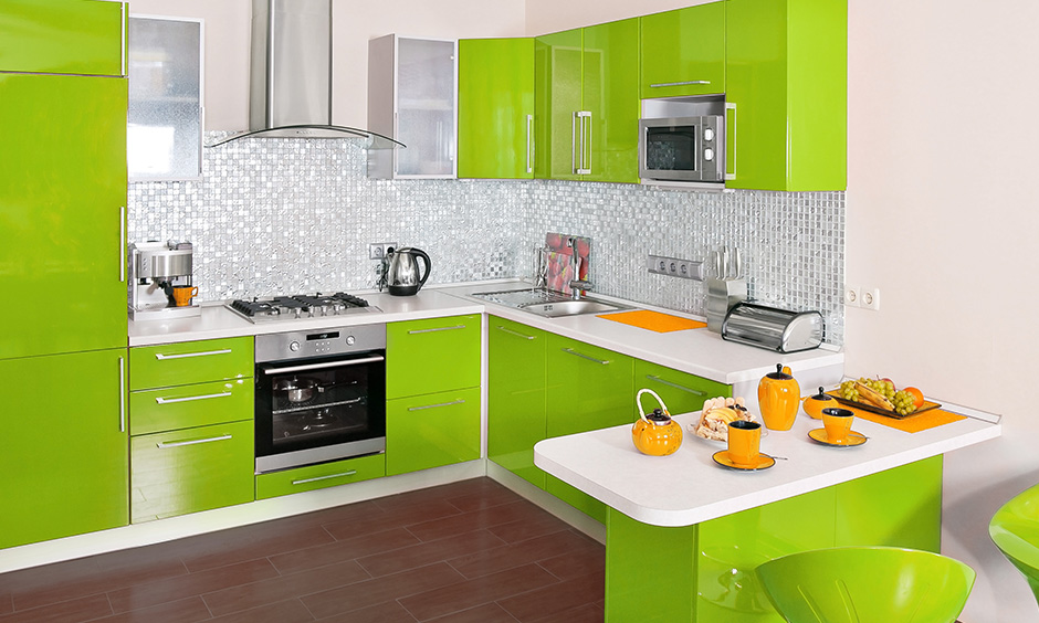 20 Green Kitchen Design Ideas For Your Home Design Cafe