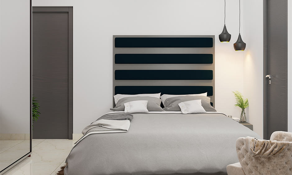 Space-saving ideas for your bedroom lamps