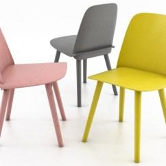 Nerd Chair Muuto Diy Fabric High 3d Model 1