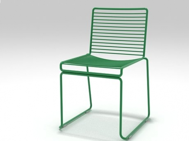 Hay Chair Revit