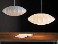 Nelson Bubble Lamp - Criss Cross 3d model | Modernica