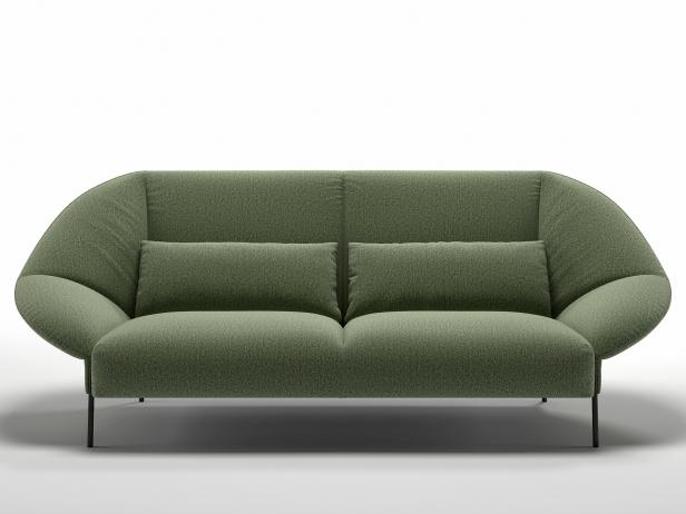 Paipai Large Sofa 3d model  Ligne Roset France