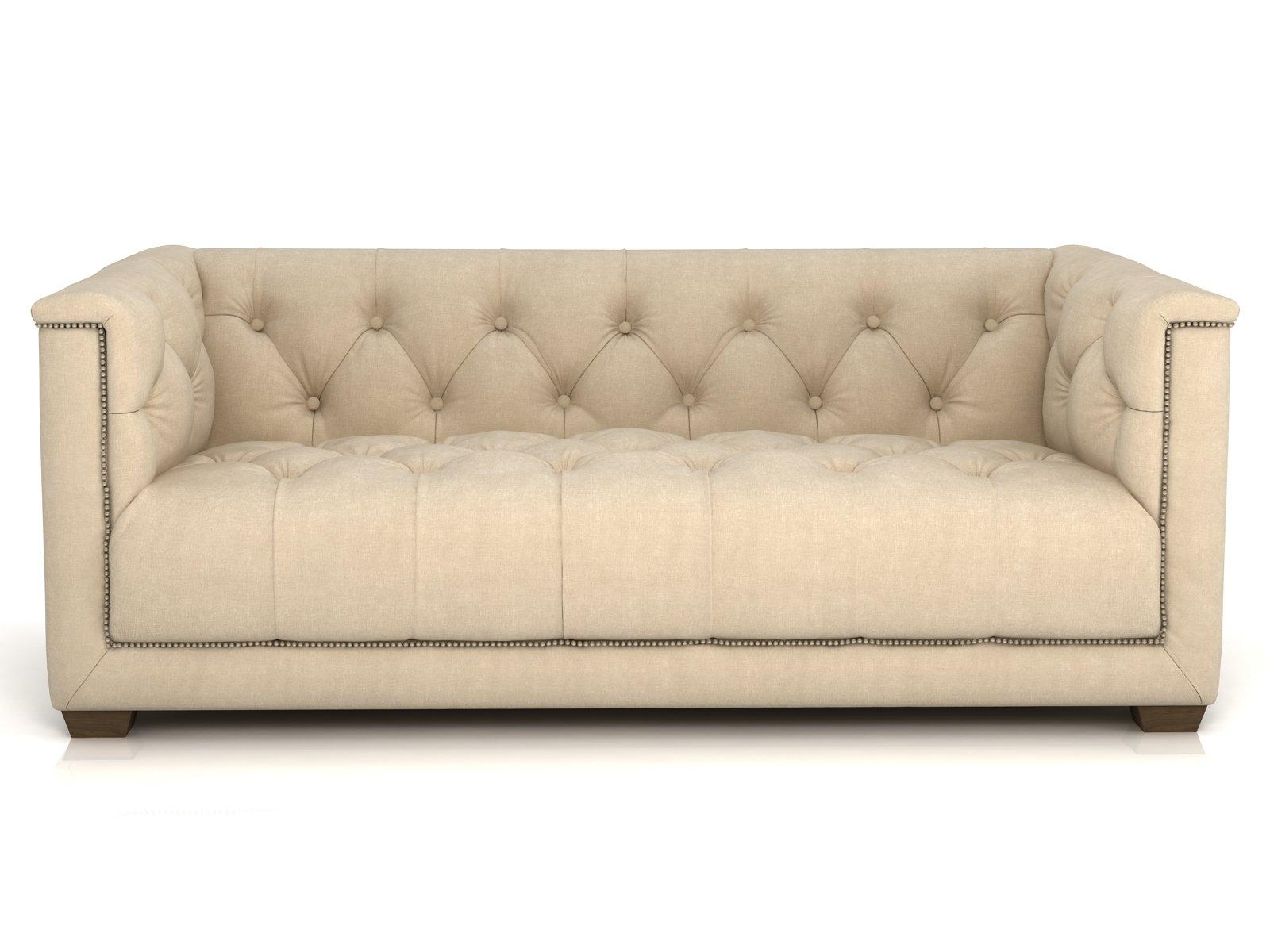 savoy leather sofa restoration hardware poltrona frau review 6 39 3d model