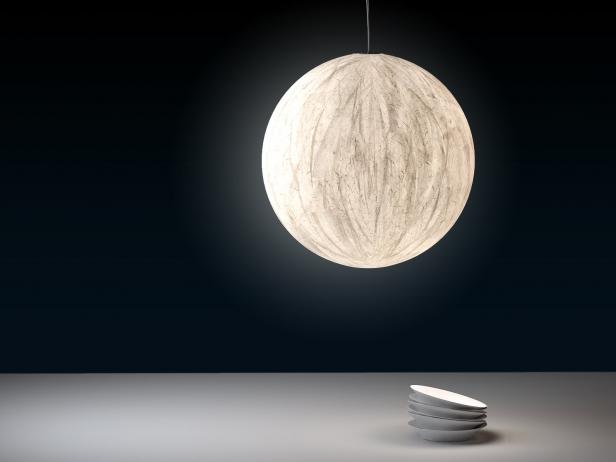Moon 3d model  Davide Groppi Italy