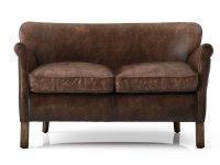 Professor's Leather Double Chair 3d model | Restoration ...