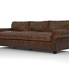 Tindall 96 Leather Sofa In Grand Rapids Mi Quot Lancaster 3d Model Restoration Hardware