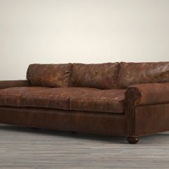 Tindall 96 Leather Sofa Optimus Power Reclining Loveseat Quot Lancaster 3d Model Restoration Hardware