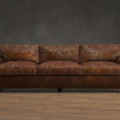Restoring Leather Sofa Contoh Desain Minimalis 96 Quot Lancaster 3d Model Restoration Hardware