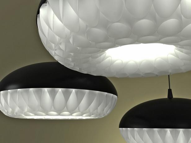 contemporary kitchen lighting jars aeon rocket p1, p3 3d model | lightyears