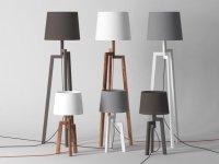 Stilt Floor & Table Lamps 3d model | Blu Dot