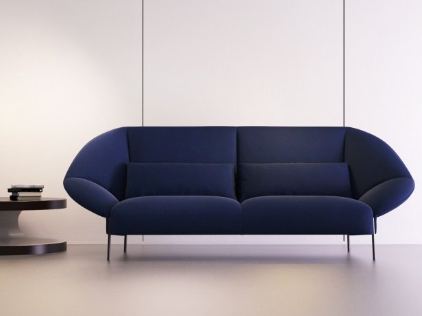 Paipai Large Sofa 3d model  Ligne Roset