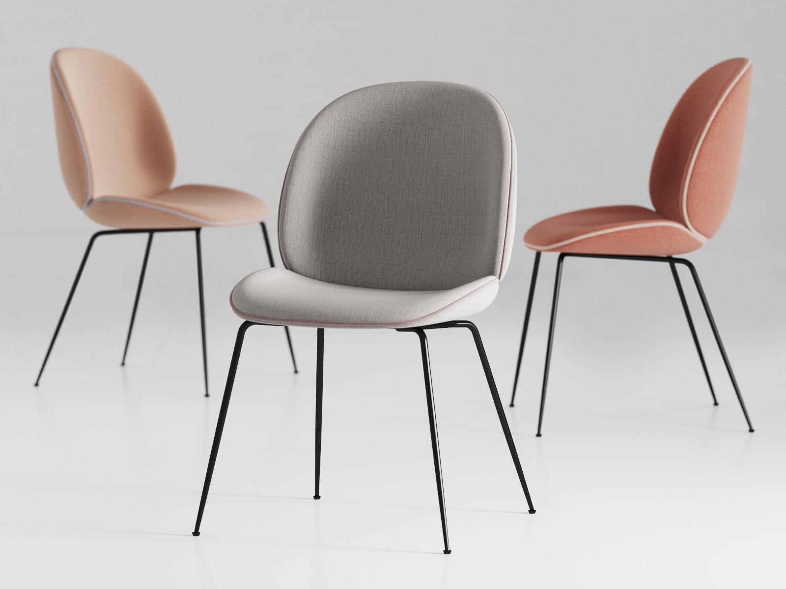 chair design online folding deck chairs beetle 3d model gubi