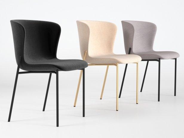 La Pipe Chair 3d model  Friends  Founders