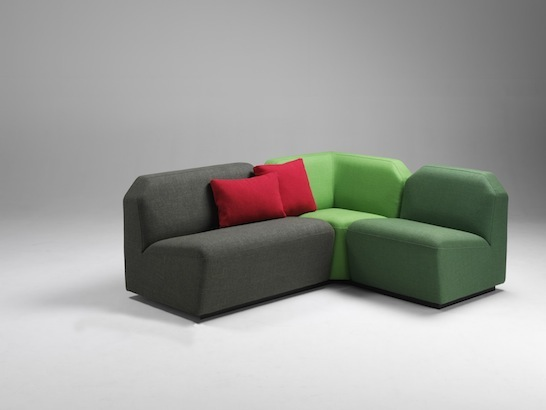 corner modular sofa import 3rings | group on: contract trend