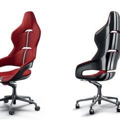 Ferrari Office Chair Red Organza Sashes 3rings Poltrona Frau S New Is A Nod To The 488 Pista