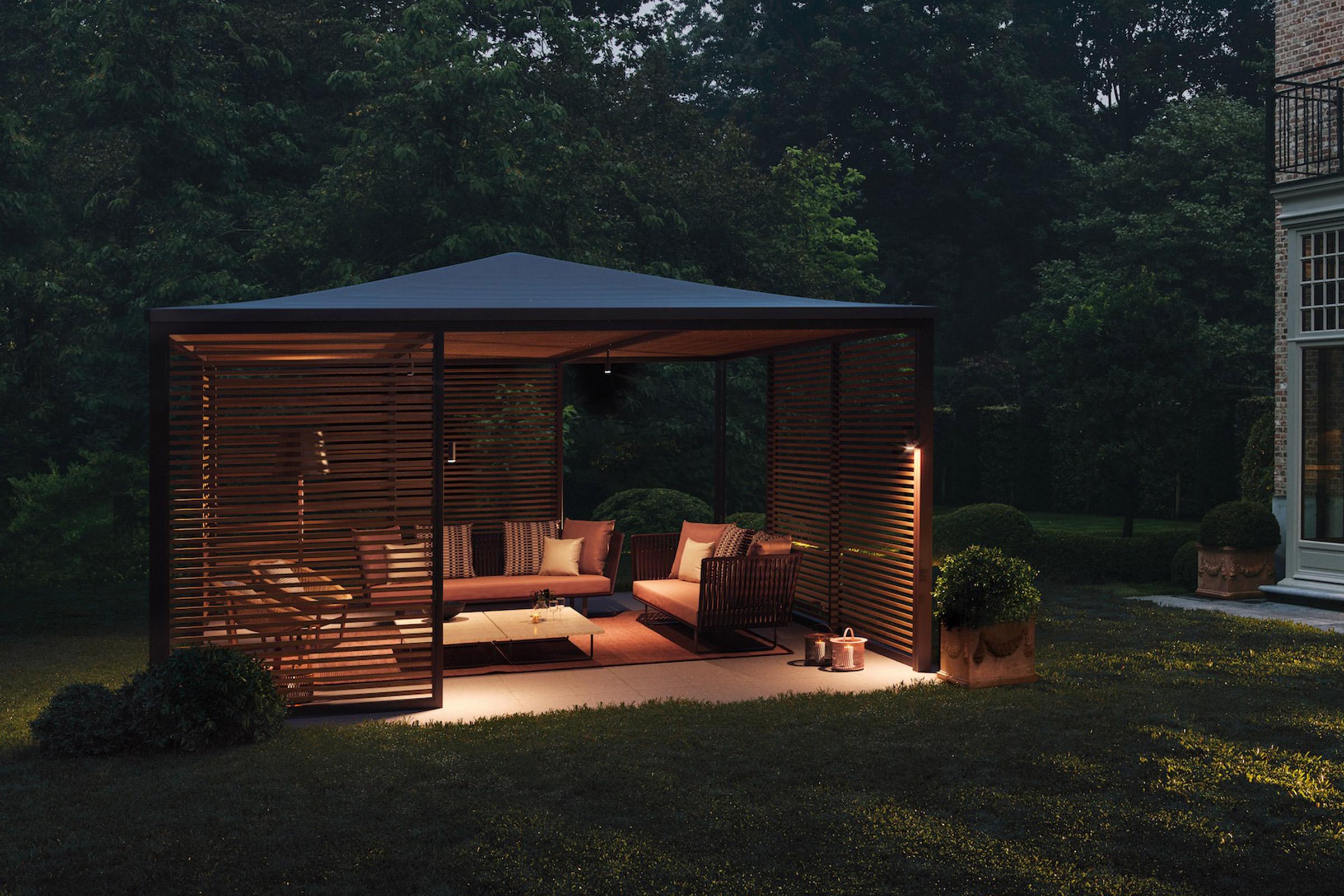 3rings Pavilions By Kettal 3rings