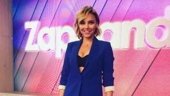 La cantante española Chenoa.