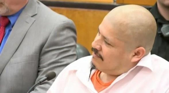 El hispano Luis Bracamonte había mostrado en el juicio una conducta agresiva e insultante.