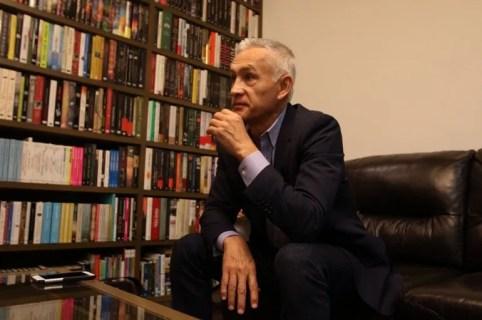 El periodista mexicano Jorge Ramos