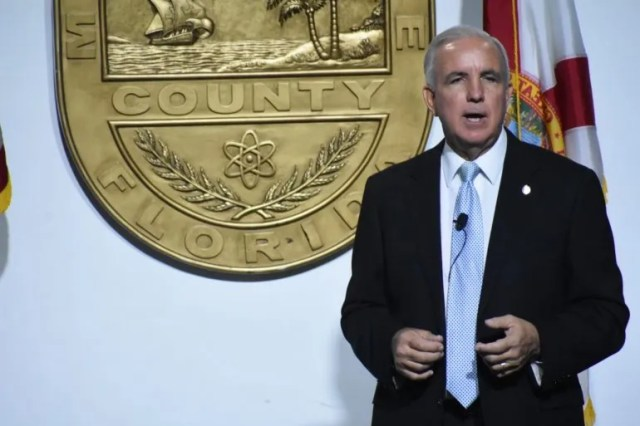 Alcalde de Miami-Dade