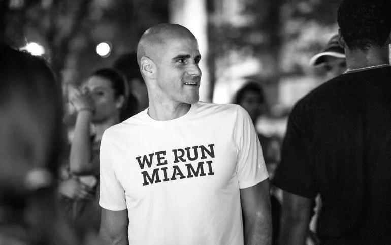 Frank Ruiz asegura que el aporte del Maratón de Miami para la salud física es invalorable