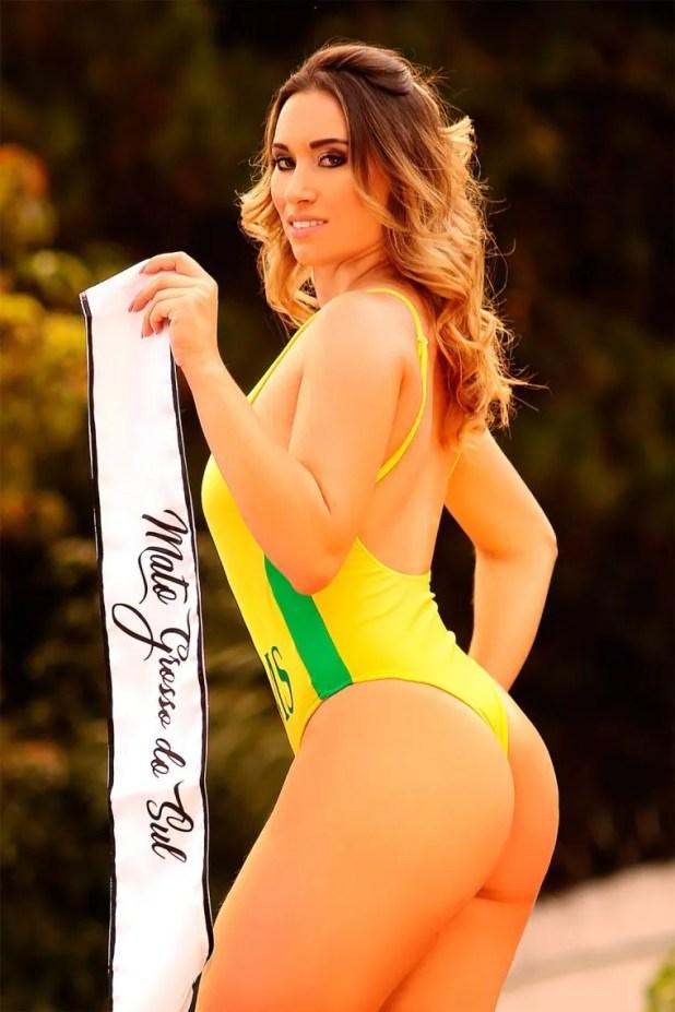 <p>Rafaela Oliveira, 24 años </p>