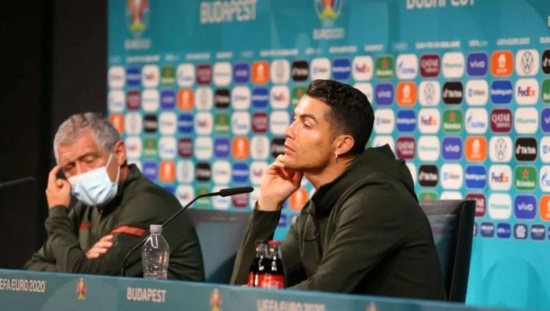 La UEFA mandó un comunicado para que los jugadores respeten a los patrocionadores