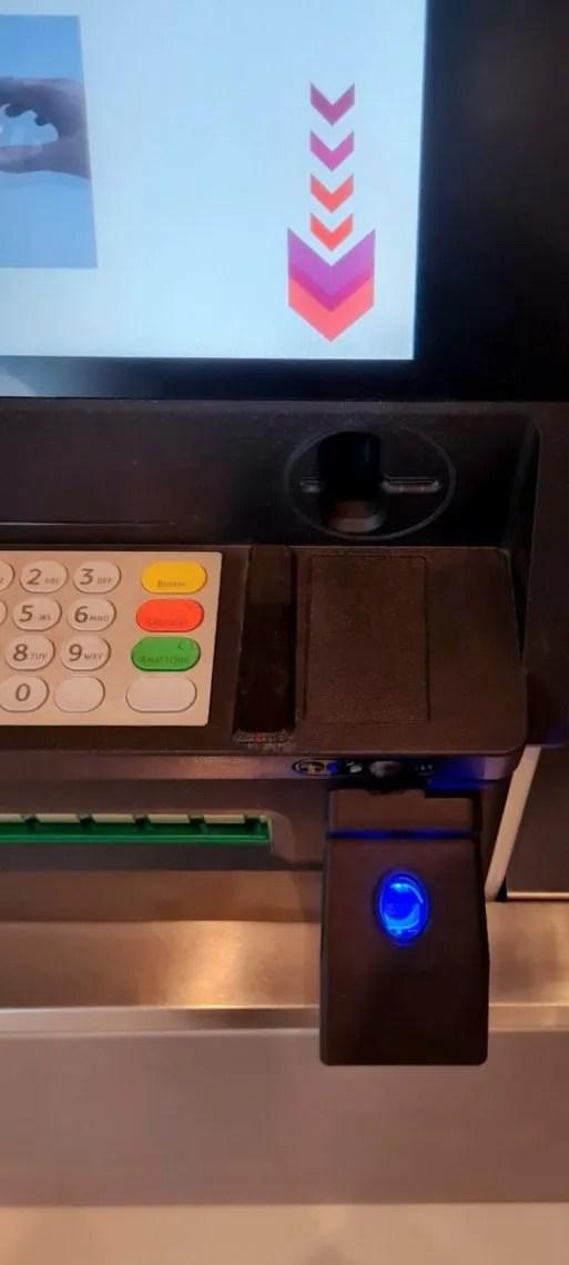 A partir de 2023, todos los cajeros automáticos deberán aceptar la huella digital para validar operaciones.